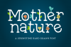 Mother Nature Font example image 1