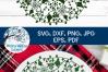 Christmas Mandala SVG | Christmas SVG Cut File example image 5
