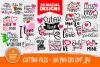 Valentines SVG Bundle | Valentines Signs | SVG Cut Files example image 1