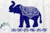 34 File Huge Mandala Animal SVG Cut File Bundle example image 19
