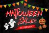 Black Halloween - Spooky Font example image 5