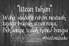 Fulan - Handmade Font  example image 2