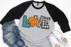 Basketball Mom - Biggest Fan - Love Basketball SVG example image 2