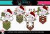 Christmas Mice Pockets example image 1