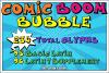 Comic Boom Bubble example image 3