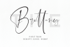 The Brittany // Font Trio example image 1