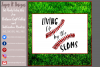 Living life by the seams baseball designs example image 4