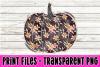 Pumpkin Bundle - Fall Bundle - Print Files Clipart example image 12