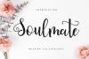 Soulmate Script Font example image 1