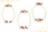 Geometric Gold Frames, Floral Crystal Frames, Pink Frames example image 6