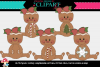 Christmas Gingy Girls 2 example image 1