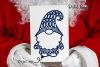 Gnome, Christmas design example image 5