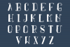 Arpeggio Curly Font example image 3