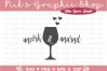 Wine SVG, Wine Bundle SVG, Mom SVG, Wine Bottle Svg, Wine example image 4