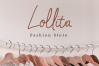 Molita Signature Script Font example image 6