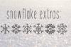 Overcoat & Snowflake Extras  example image 3