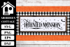 Haunted Mansion SVG example image 1