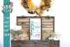 Mini Autumn SVG Bundle example image 8
