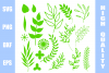 Leaf svg example image 1