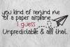 Papercut Font example image 5