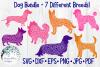 Dog Mandala Bundle example image 1