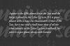 Inters—handwritten font example image 3