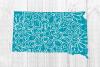 South Dakota State Mandala SVG Cut File example image 2