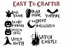 The Graveyard - Spooky Font example image 3