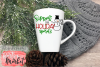 Sippin' The Holiday Spirits SVG DXF EPS PNG example image 4