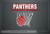 Panther, Basketball, Team, Sport, Design, PRINT, CUT, DESIGN example image 5
