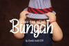 Bungah | Cute Font example image 8