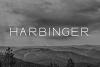 HARBINGER, sans serif font example image 1