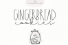 Gingerbread Cookies - A Script Font Duo example image 1