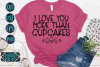 I Love You More Than Cupcakes example image 3