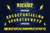 Rockidz // Layered Font Family example image 2