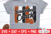 Basketball Coach | SVG Cut File example image 1