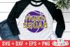 Basketball svg | Basketball Mom Squad example image 2