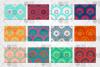 Geometric Seamless Pattern example image 4