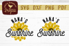Sunflower SVG Bundle example image 13