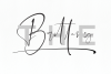 The Brittany // Font Trio example image 19