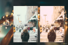 Christmas presets, winter lightroom instagram dng pc mobile example image 7