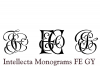 Intellecta Monograms FE GY example image 10