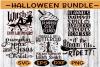 HALLOWEEN Bundle SVG - Witch Bundle SVG - Pumpkin SVG - Fall example image 1
