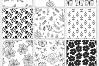 30 Botanic Patterns example image 2