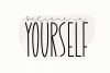 Dandy Dandelions - Handwritten Script & Print Font Duo example image 5