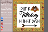 Thanksgiving Pregnancy T shirt Designs example image 5