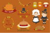 Thanksgiving clipart example image 3