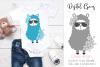 Llama SVG / DXF / EPS / PNG files example image 1