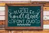 Lucille Handlettered Duo example image 1
