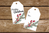 Printable Christmas Gift Tags 1.5
